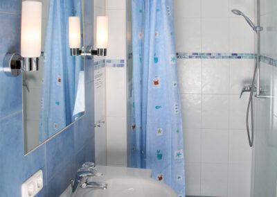 Badzimmer Gästehaus Schwarz