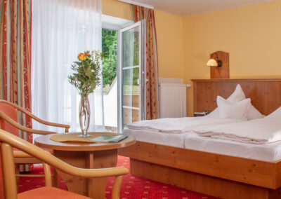 Zimmer im Gästehaus Schwarz